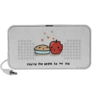 Apple Pie Speaker