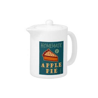 Apple Pie Teapot