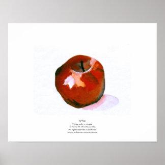 Apple Póster