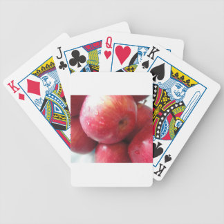 Apple product bicycle playing cards