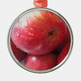 Apple product metal ornament