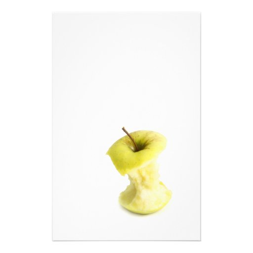 Apple quita el corazón papeleria