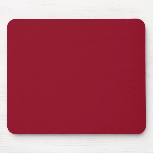 Apple Red Mousepad