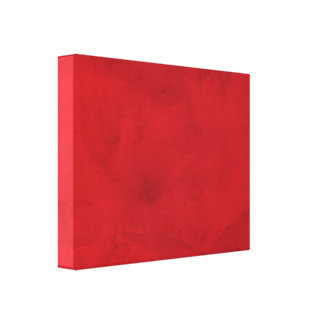 APPLE RED SUEDE BACKGROUND TEXTURE WALLPAPERS TEMP CANVAS PRINT