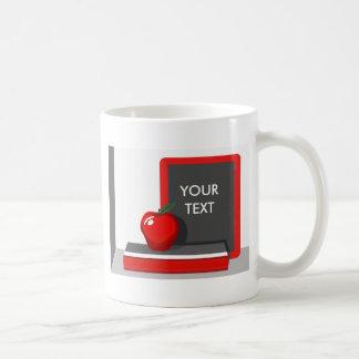 Apple reserva y ennegrece la pizarra para las taza de café