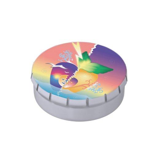 Apple resume latas de caramelos