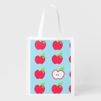 Apple Reusable Bag