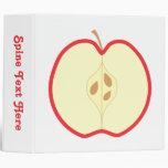 Apple rojo medio