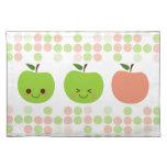 Apple Sass Placemat