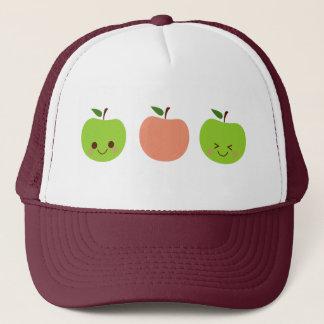 Apple Sass Trucker Hat