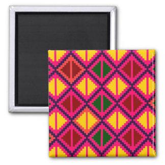 """""""Apple Slice"""" magnet - shocking pink"""