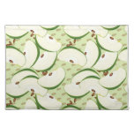 Apple Slices Cloth Placemat