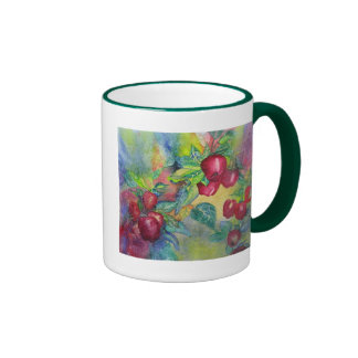 Apple Sonata Cup Coffee Mugs
