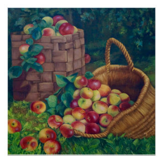 Apple Spas Poster