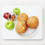 Apple Spice Muffins Mouse Pad
