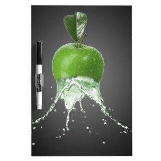 Apple splash Dry-Erase board
