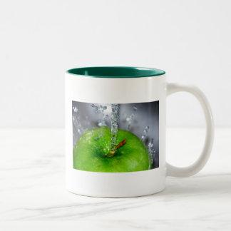 Apple Splash Mug