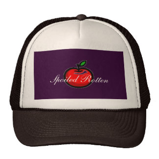 apple, Spoiled Rotten Hats