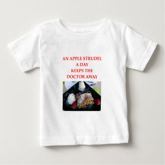 APPLE strudel Baby T-Shirt