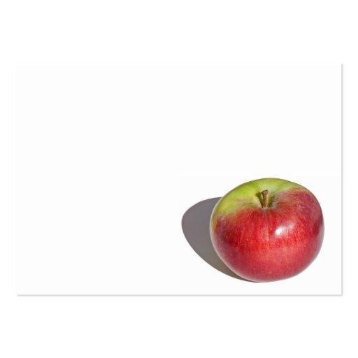 Apple Tarjetas De Visita Grandes