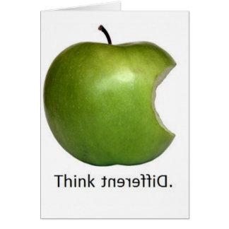 Apple Tarjetón