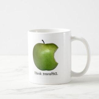 Apple Taza Básica Blanca