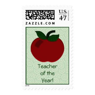 Apple Teacher Collection Postage
