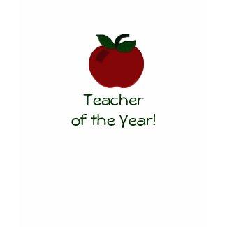 Apple Teacher Collection shirt
