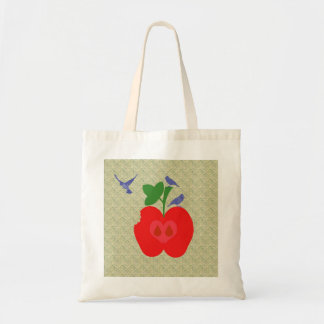 apple the api one canvas bags