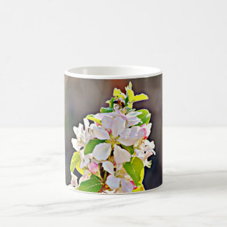 Apple Tree Blossoms Coffee Cup