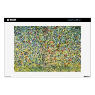 Apple Tree by Gustav Klimt Laptop Decal