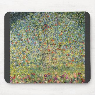 Apple Tree by Gustav Klimt Mouse Pad