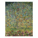 Apple Tree by Gustav Klimt Posters