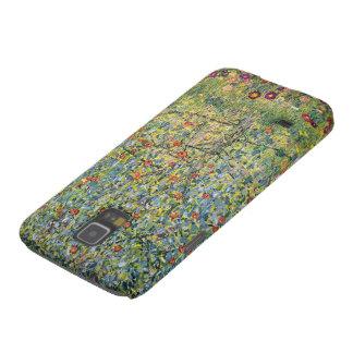 Apple Tree by Gustav Klimt, Vintage Art Nouveau Case For Galaxy S5