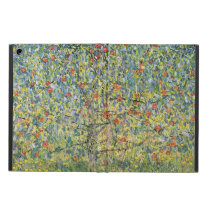 Apple Tree by Gustav Klimt, Vintage Art Nouveau Case For iPad Air