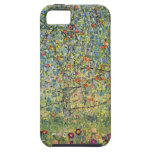 Apple Tree by Gustav Klimt, Vintage Art Nouveau iPhone 5 Covers