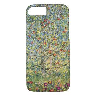 Apple Tree by Gustav Klimt, Vintage Art Nouveau iPhone 8/7 Case