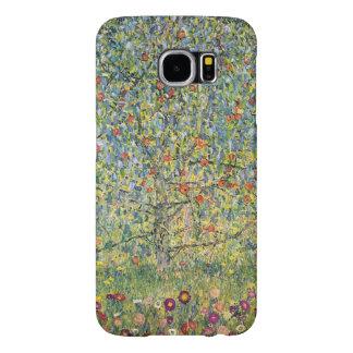 Apple Tree by Gustav Klimt, Vintage Art Nouveau Samsung Galaxy S6 Case