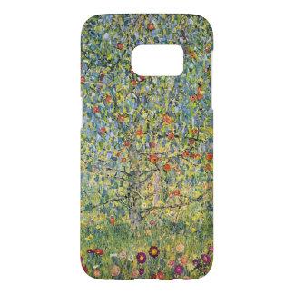 Apple Tree by Gustav Klimt, Vintage Art Nouveau Samsung Galaxy S7 Case