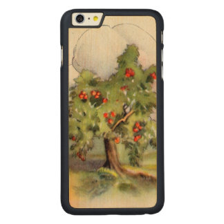 Apple Tree Carved Maple iPhone 6 Plus Case