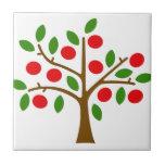 Apple Tree Ceramic Tiles