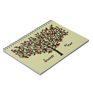 Apple Tree for a Sweet Year Journal