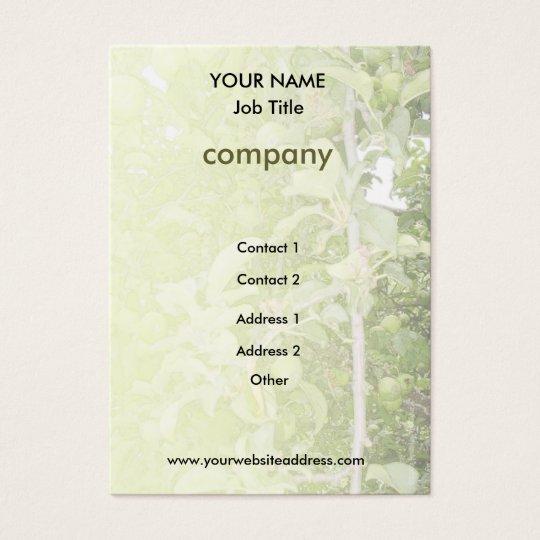 Apple Tree Green Business Profile Card