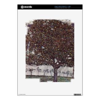 Apple Tree II Cute Decals For The iPad 2