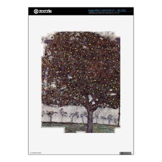 Apple Tree II Cute Decals For iPad 3