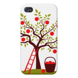 Apple Tree iPhone 4/4S Case