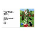 Apple Tree Labradors Business Card Template