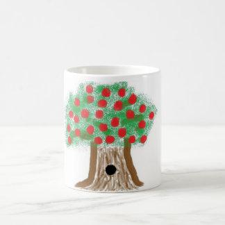 Apple tree mug