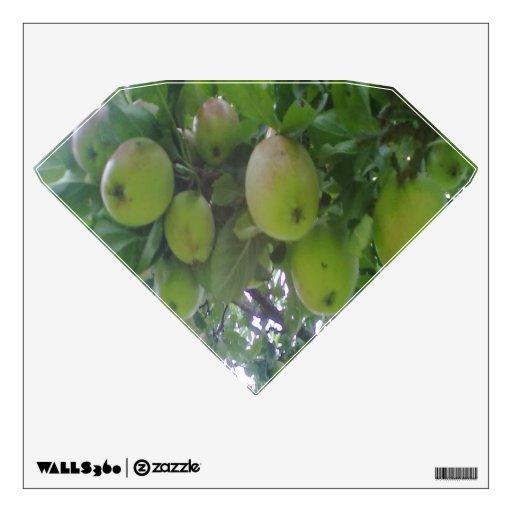 apple tree room graphics