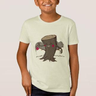 Apple & Tree Trunk T-Shirt